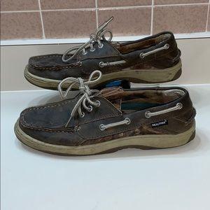 Realtree Camo Boat Shoes